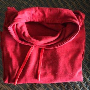 Bike Dry Fit Red Sweatshirt Women's